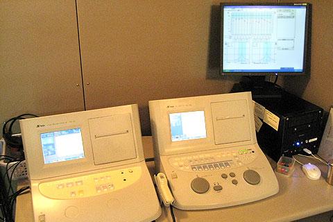 聴力検査装置